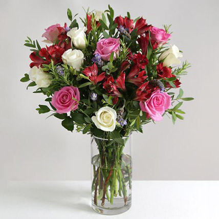 Fairtrade Majestic Floral Arrangement: Flower Delivery UK
