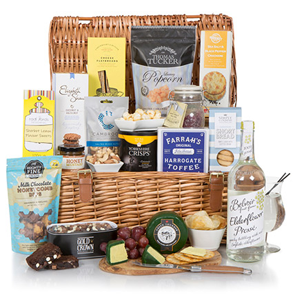 Sweet And Salty Mix Snack Hamper: Mothers Day Hampers UK