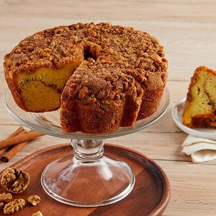 Viennese Coffee Cake: