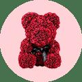 Rose Teddy Bear Online