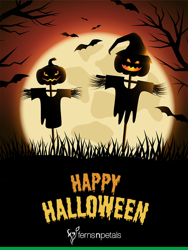 halloween wishes to friends