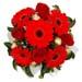 Arrangement of Flowers & Ferrero Rochers