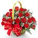 30 Red Roses Arrangement PH