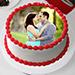 Delightful Personalized Cake 1 Kg Vanilla Cake
