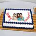 Happy Anniversary Cake Eggless 1 Kg Vanilla Cake