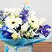 It's A Boy Flower Vase