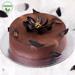 Classic Chocolate Vegan Cake Half Kg