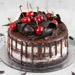 Delicate Black Forest Cake- Half Kg