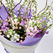 Hypericum and Lavender Mixed Bouquet SG