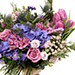 Elegant Mixed Roses and Tulips Bouquet SG