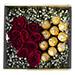 Hearty Choco Arrangement