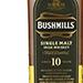 Bushmills 10 Year Single Malt Irish Whisky