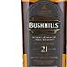 Bushmills 21 Year Single Malt Irish Whisky