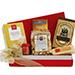 Chardonnay & Tempting Treats Gift Basket