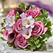 Purple Perfection Bouquet Only