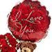 You Lift My Heart Bouquet